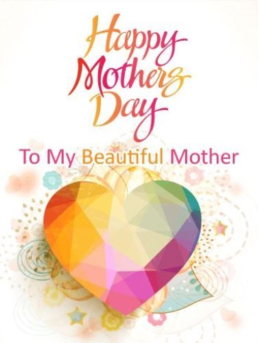 Mothers Day Wishes For Daughter In Law Thank God People Like You Are Bringing Kids Into Thi Happy Mothers Day Wishes Mother Day Wishes Happy Mother S Day Card