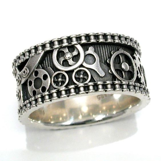 I know it's his ring but I really want it for myself anyway