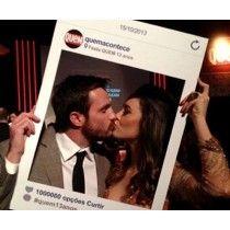 Placa Instagram / Moldura Instagram