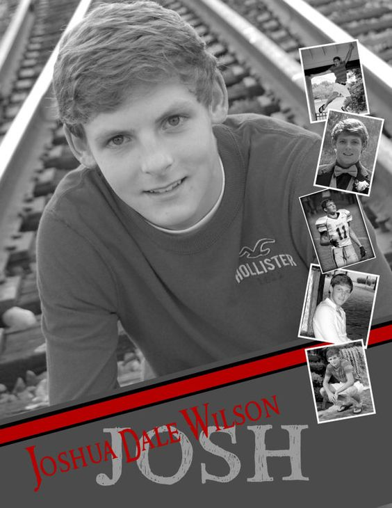 YEARBOOK Page or Football PROGRAM Page by WilsonPhotoAndDesign, $30.00
