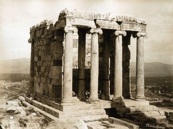 https://flic.kr/p/qZQARm | Dimitris Constantine - Temple d'Athéna Nikè, Athens…