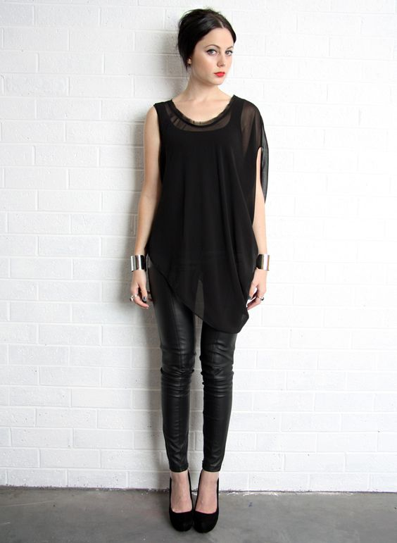 .: Style S, Black Outfits, Favorite Styles, Outfits Clad, Lmff Style, Ghosts Style, Styles Gothic, Style Blog