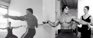 IdeaFixa » Schwarzenegger no Balé