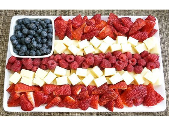 july 4th fruit recipes