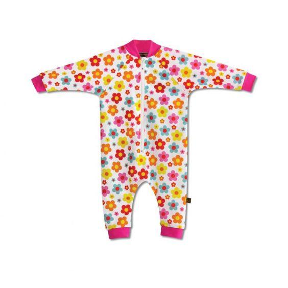 Kids Fashion - UV Baby/bodysuit Flowers http://www.ezebee.com/solamigos
