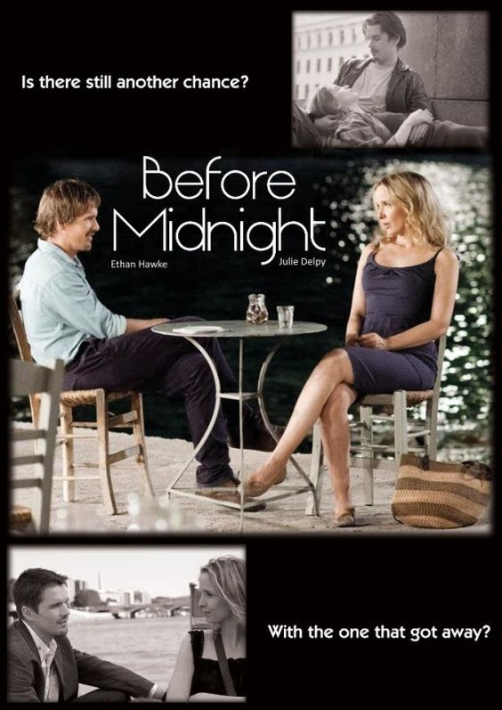 Before Midnight -  Writing - Adapted Screenplay | Antes da Meia-Noite	- Roteiro adaptado