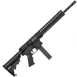 "CMMG MK9 T Semi Automatic Rifle 9mm Luger 16"" Barrel..."