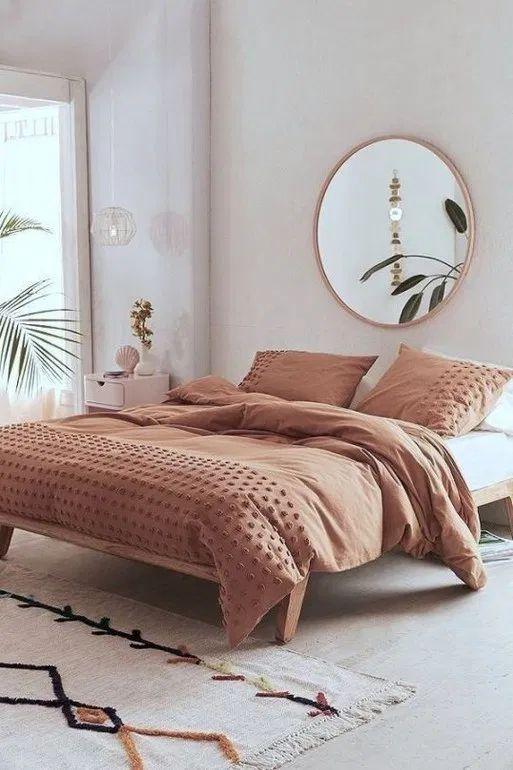 148+ bohemian minimalist bedroom ideas with urban outfiters 17 ~ myhomeku.com