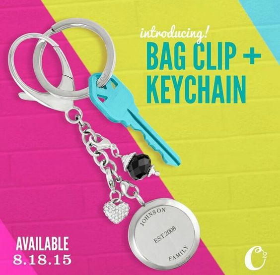 "New Fall 2015 Origami Owl bag clip and keychain Coming Soon! Create yours at www.josjewels.ori... ""like"" my page and Follow me on Facebook www.facebook.com/... for the latest releases and jewelry creations. Jolene Oesterblad Independent Designer #37299. Join my Team for an exciting new hobby! Make new friends while earning extra cash"