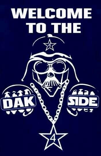 Let's go Cowboys!!!!! #4 #DakAttack #CowboysNation
