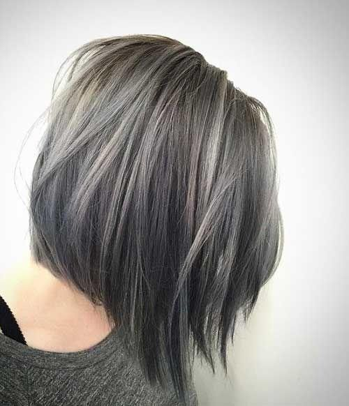 28 Short Haircut Color Ideas For 2019 Here Are 28 Short Haircuts And Color Ideas For 2019 These Haircuts That Yo Tagli Di Capelli Capelli Brizzolati Capelli