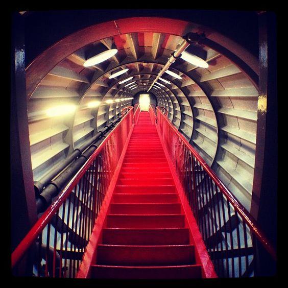 Inside #Atomium #Bruxelles #Art #Architecture