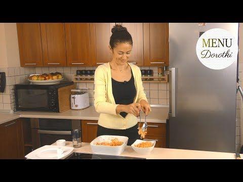 Surowka Z Kiszonej Kapusty Co Do Niej Dodac Aby Byla Pyszna I Zdrowa Menu Dorotki Youtube Recipes Polish Recipes Appetizer Salads