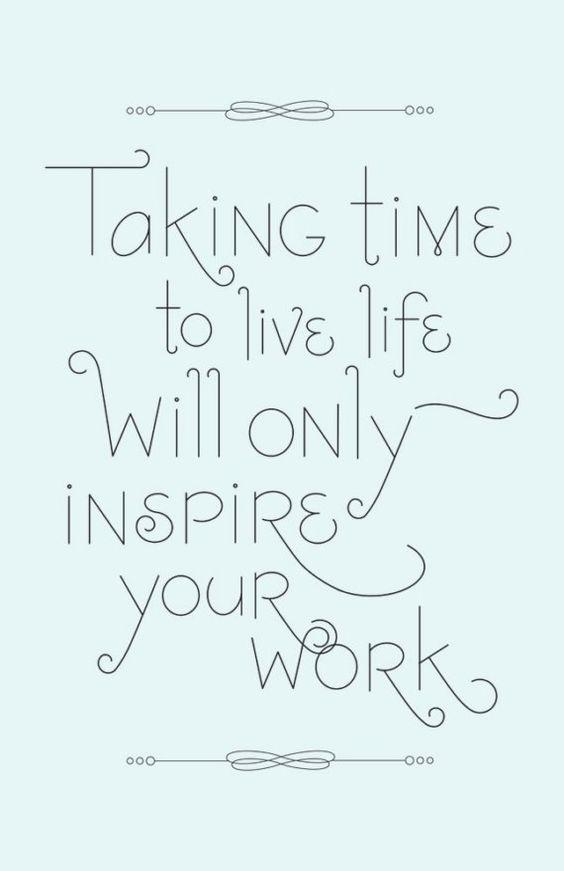 Live Life Inspire Work