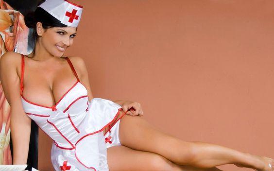 Ces infirmières posent nuesmais ce nest pas ce que vous croyez