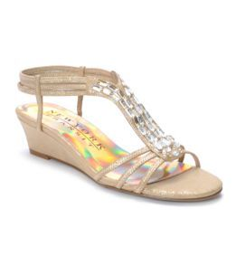 """Product: New York Transit """"Know Fantasy"""" Wedge Sandals"""