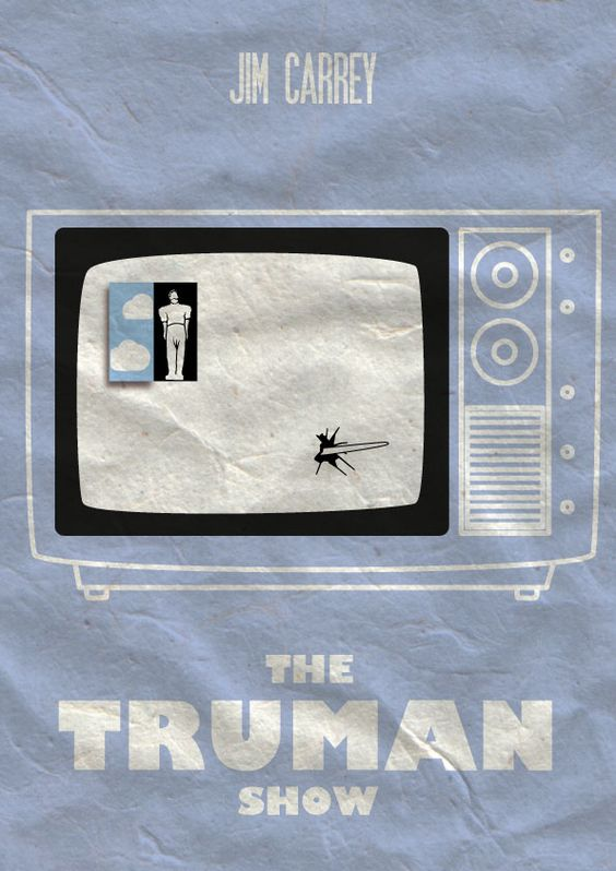 truman show and pleasantville essay