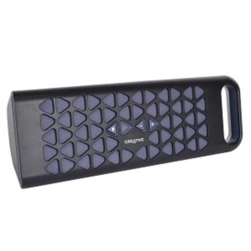 Creative Muvo 10 Portable Bluetooth v4.0 Wireless Speaker w/NFC Speakerphone & 3.5mm Aux Jack (Black)