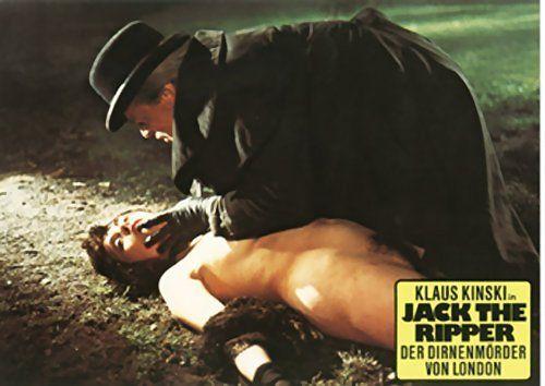 Jack the Ripper - Der Dirnenmörder von London mit Klaus Kinski, Josephine Chaplin, Lina Romay, Herbert Fux, Regie: Jess Franco - Vorschau finden Sie hier: http://fcmnet.de/?p=2622