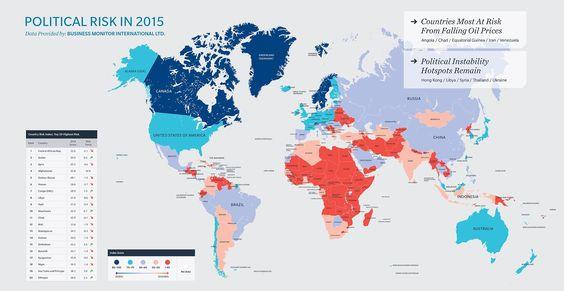 Fotogaleria: Os países mais 'explosivos' em 2015