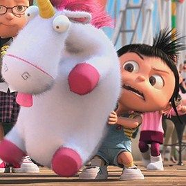 IT'S SO FLUFFY!!! - I LOVE this scene in the movie!