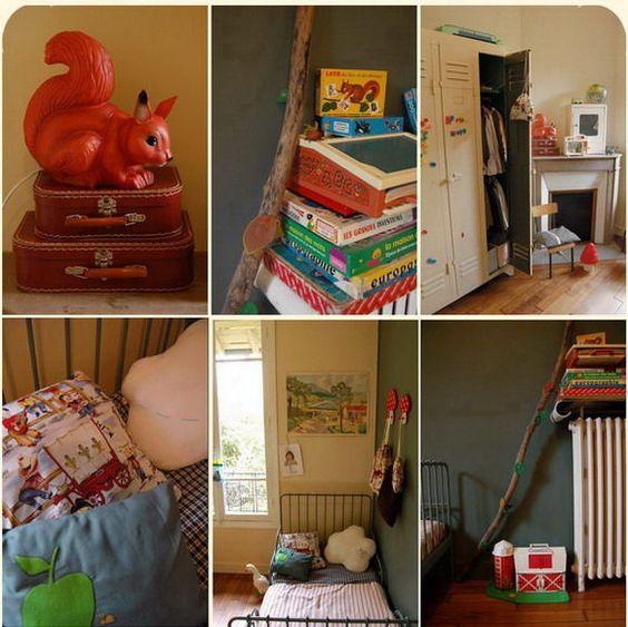 Kids room details
