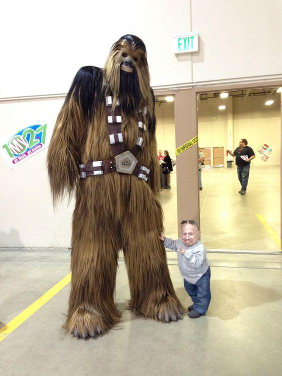 Csubakka a testőr - Még több vicces kép itt - http://vicces-kepek.tumblr.com/
