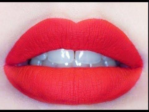 Labios mas grandes y carnosos sin maquillaje y sin cirugía! Secreto revelado! - YouTube