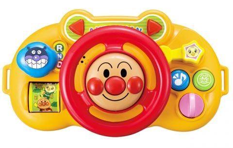 要出典 ハンドルのおもちゃ アガツマ アンパンマン おでかけメロディハンドル チャイルドシート おもちゃ ハンドル おもちゃ チャイルドシート