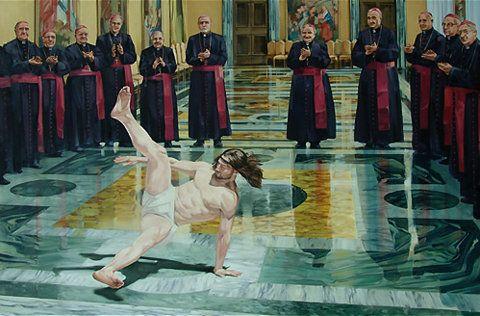 holy break dance
