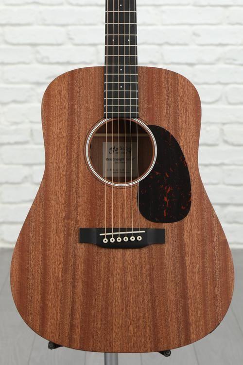 Martin D Jr 2e Sapele Natura Guitar M2170444 Musical Instruments Gear Guitars Basses Acoustic Guitars Ebay Instrumentos Ideias