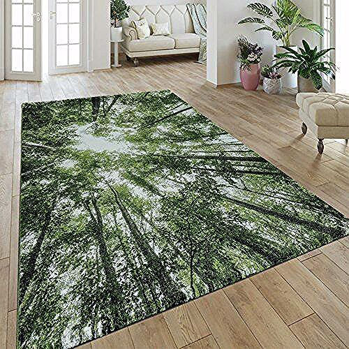 Uvalda Shag Green Carpet Alpen Home Rug Size Rectangle 120 X 170cm 170cm Alpen Carpet In 2020 Textured Carpet Green Carpet Alpen Home