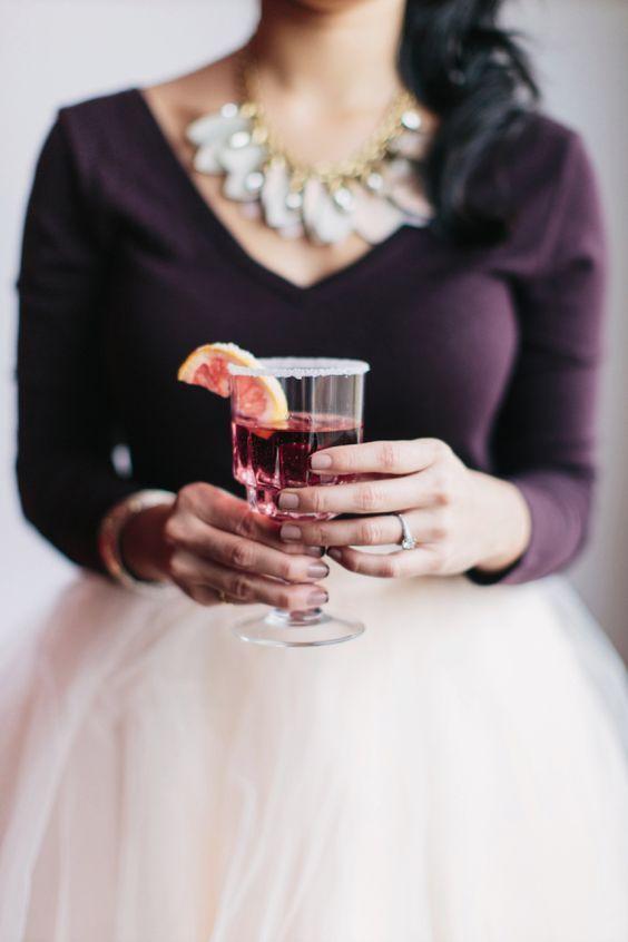 engagement photo shoot dress idea; Featured Photographer: Stacey Kinkaid Photography