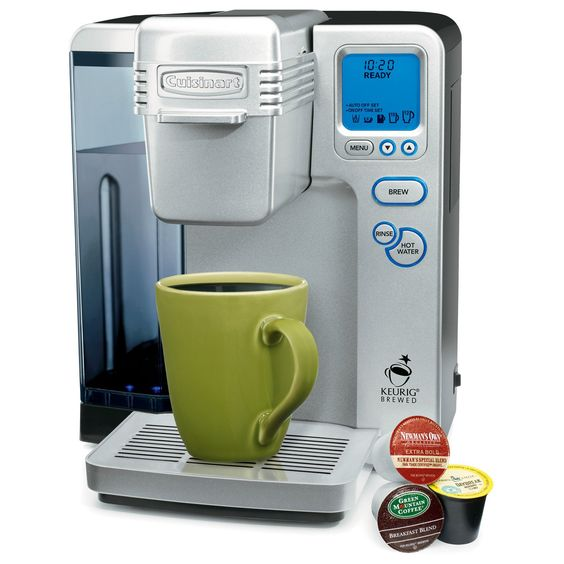 Cuisinart Keurig Brewed SS-700 Single-Serve Brewing System with Hot Water System The o jays ...