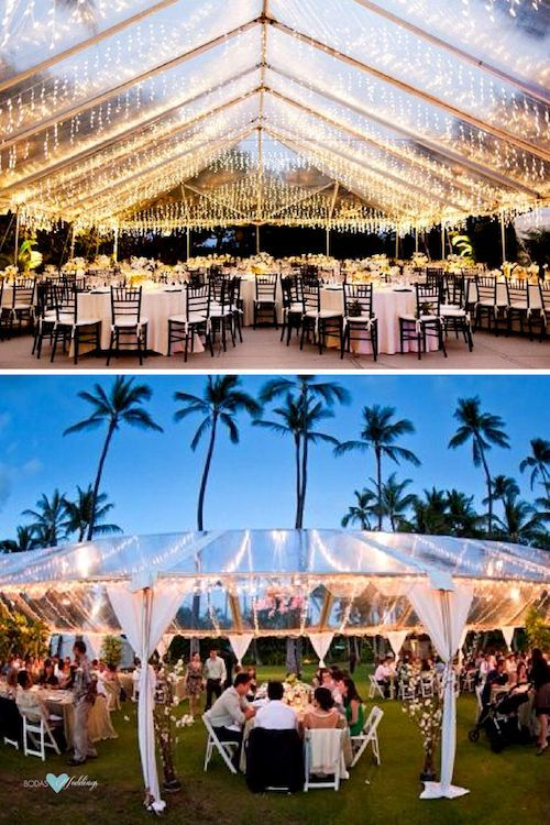 37 Wedding Tent Decor Ideas That Are The Goat Greatest Of