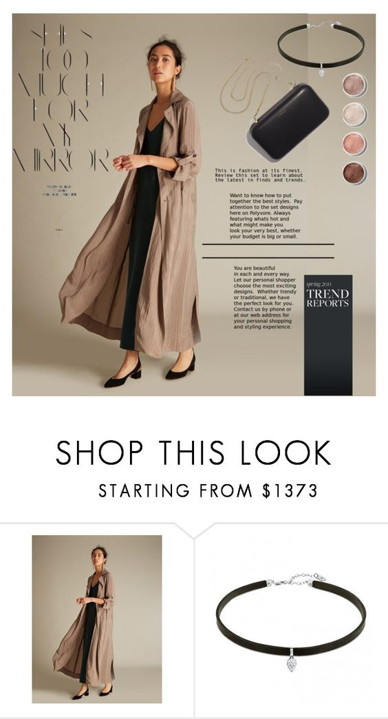 """""""VG"""" by olecika-777 ❤ liked on Polyvore featuring Raquel Allegra, Clare V., Rika, Terre Mère and PolyvoreMostStylish"""