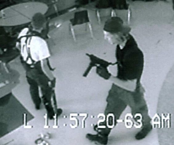 Colorado School Shooting Pictures: Columbine: Eric Harris, Dylan Klebold Columbine High