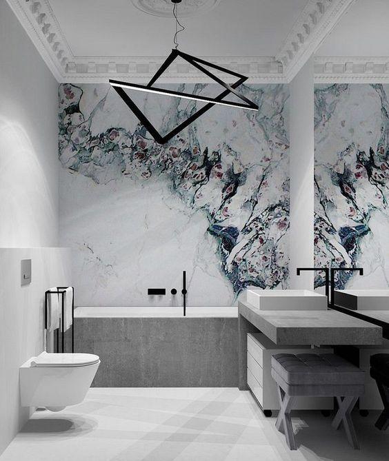 50 Stylish Bathroom Ideas Everyone Should Keep interiors homedecor interiordesign homedecortips