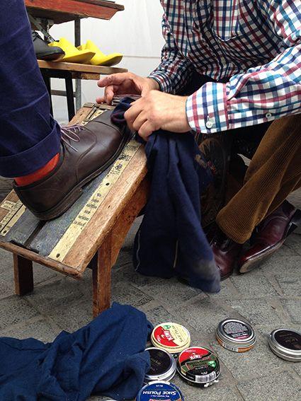 Lilly Belinda Deeming & Peters  Footwear Designer & Shoemaking  | Nottingham | Trinity Trends