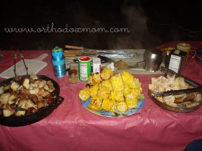 Campfire Grub | Adventures of an Orthodox Mom