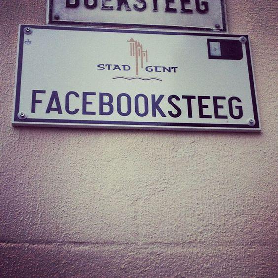 Facebooksteeg