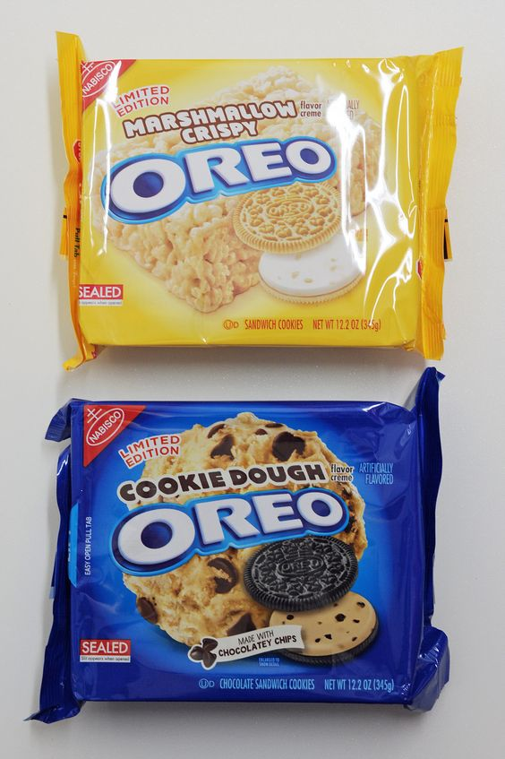 Two New Oreo Flavors You Need to Try