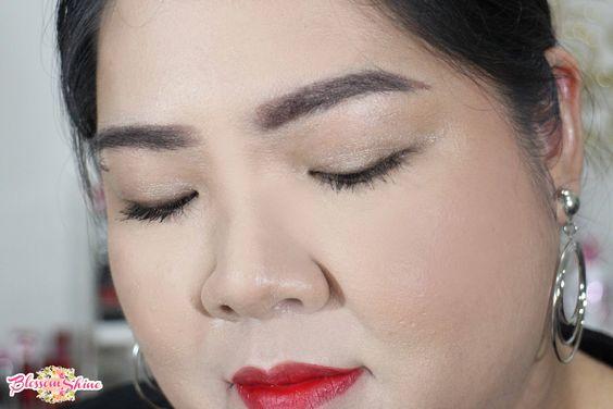 BLP Beauty Eyeshadow Pen shade Harvest Gold