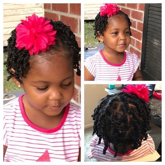 Hairstyles For Kids With Short Natural Hair Kids Hairstyles