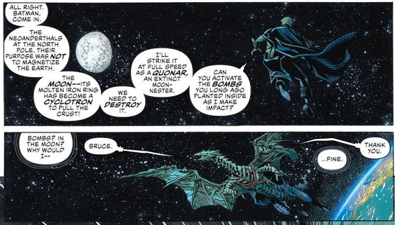 Insane deed of batman in new Justice League Comics