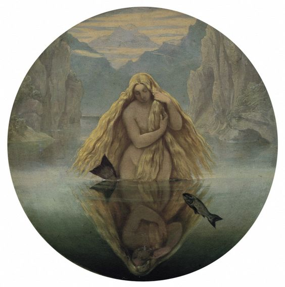 Mermaid, de Charles Murray Padday