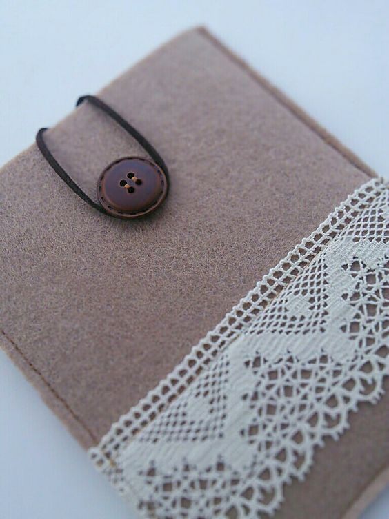 Handmade Kindle Cover Sleeve Kindle Case Kindle Touch by ViviCat, $25.00