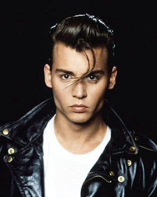 Johnny Depp, Cry Baby...one of my earliest obsessions