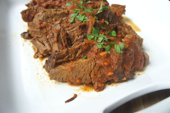 Slow cooked holiday brisket is as classic as it comes for American ...