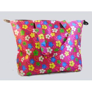 New Large Fashion Micro Tote Hand Bag for Women Flowers (Pink) --- http://ilik.us/1o7